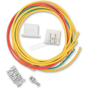 Ricks Motorsport Electrics Regulator/Rectifier Wiring Harness Connector Kit - 11-109