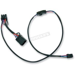 NAMZ Custom Cycle Products Tour-Pak Quick Disconnect Wiring Harness - NTP-H03