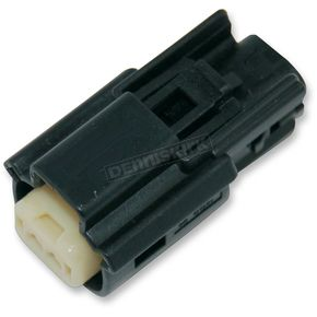 NAMZ Custom Cycle Products Replacement 2-Position Female Molex Connector - NM-33471-0201