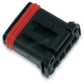 Replacement MX-1900 4-Position Socket Housing - NJ-4S51