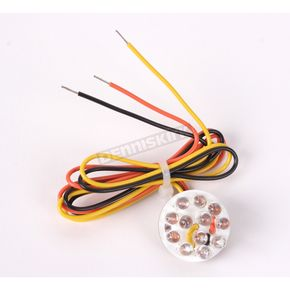 Lazer Star Replacement LED Board for XS Turn Signals - LED16AM