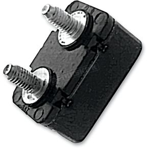 Drag Specialties 50 AMP Two-Stud Style Circuit Breakers - MC-CBR1