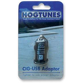 Hogtunes USB Powerport Adapter - CIG-USB