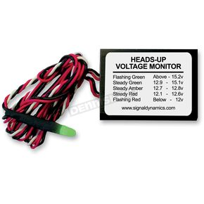 Signal Dynamics Voltage Monitor - 1050