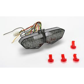 Clear Alternatives Sequential Integrated LED Taillight Kit - CTL0119QS