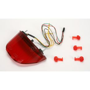 Clear Alternatives Sequential Integrated LED Taillight Kit - CTL0062QR