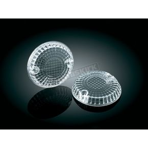 Kuryakyn Replacement Clear Turn Signal Lenses - 2265