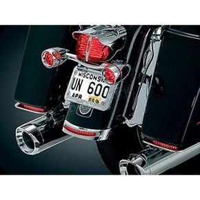 Kuryakyn Lighted Lower Saddlebag Accents - 1564