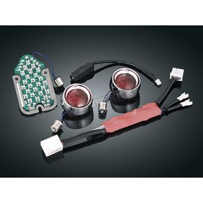 Kuryakyn Unicea Taillight/Turn Signal Kit - 5411