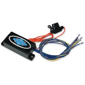 NAMZ Custom Cycle Products Illuminator Hard Wire Style Run, Brake and Turn Signal Module - ILL-CB