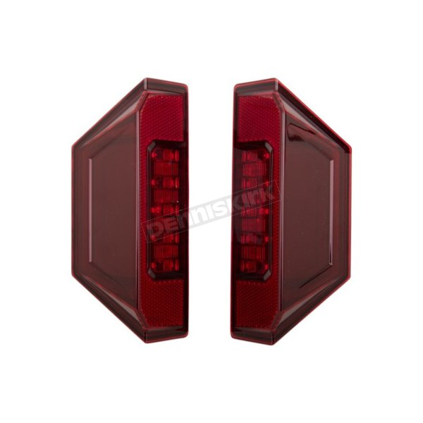 Red LED Taillight - 2001-2240