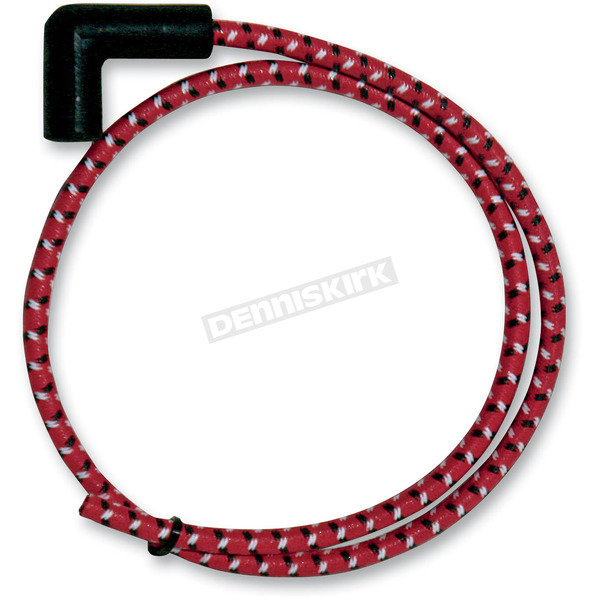 NYC Choppers Red Plug Wire Kit - 8MMRED