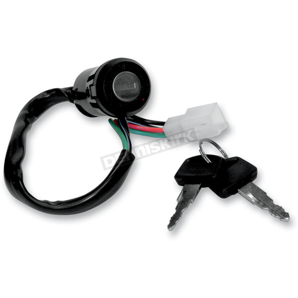K & S Universal Ignition Switch - 12-0062