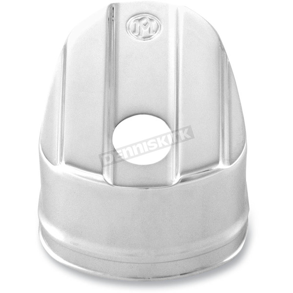Performance Machine Chrome Drive Style Ignition Switch Cover - 0177-2042DRV-CH