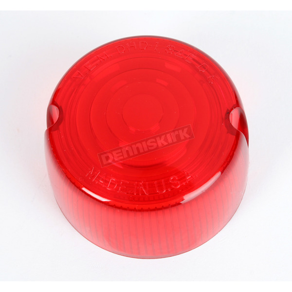 Chris Products Red Turn Signal Lens - DHD1R