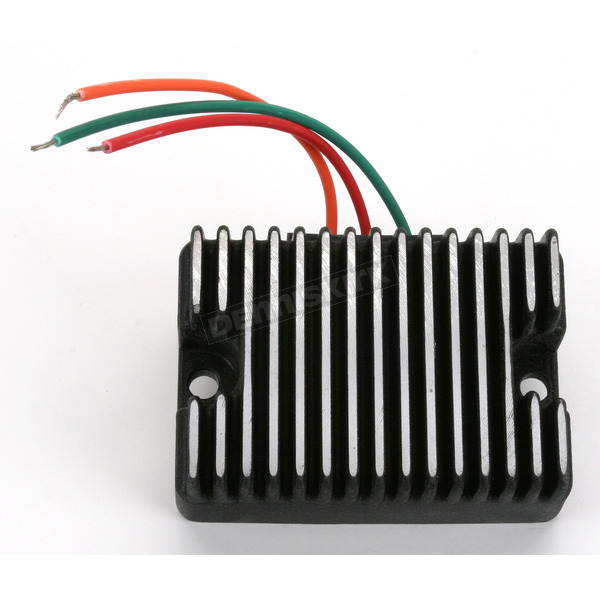 Accel Black Voltage Regulator - 201104B