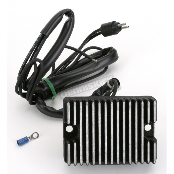 Accel Black Voltage Regulator - 201121B