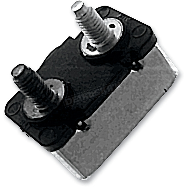 Drag Specialties 30 AMP Two-Stud Style Circuit Breakers - MC-CBR2