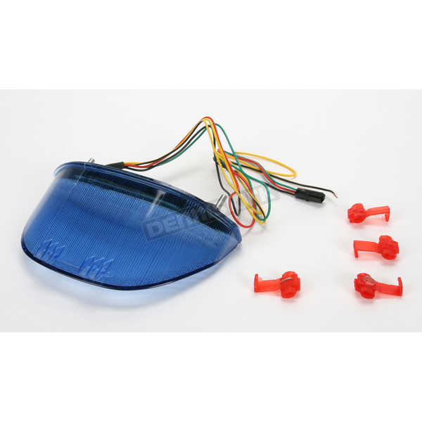 Clear Alternatives Sequential Integrated LED Taillight Kit - CTL0062QB