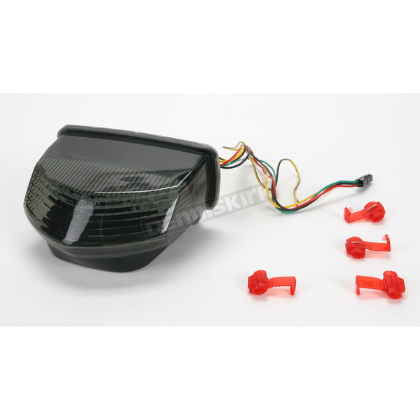 Clear Alternatives Sequential Integrated LED Taillight Kit - CTL0104QS