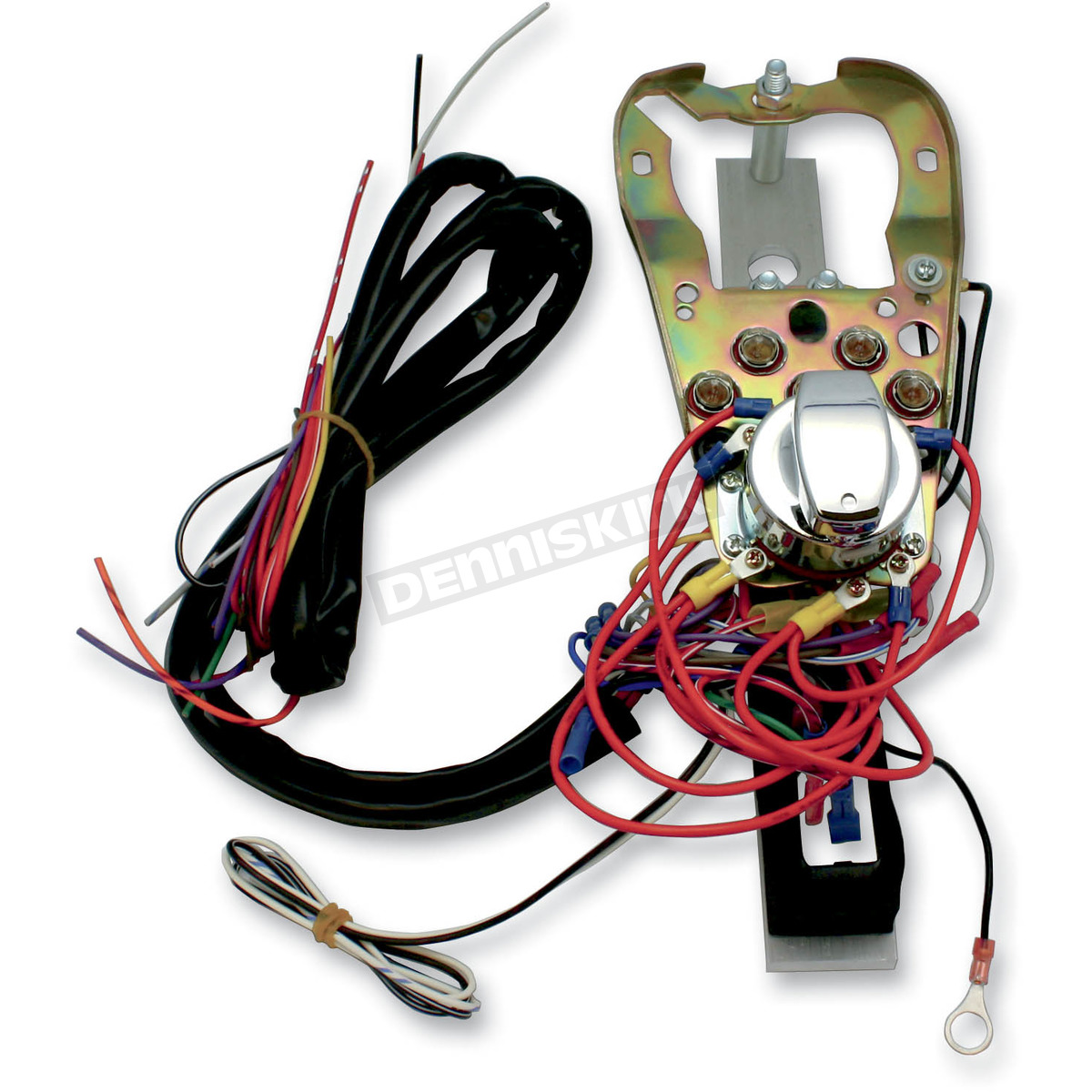 22010139 pro one dash base with wire harness kit 400909 harley davidson harley wiring harness kits at creativeand.co