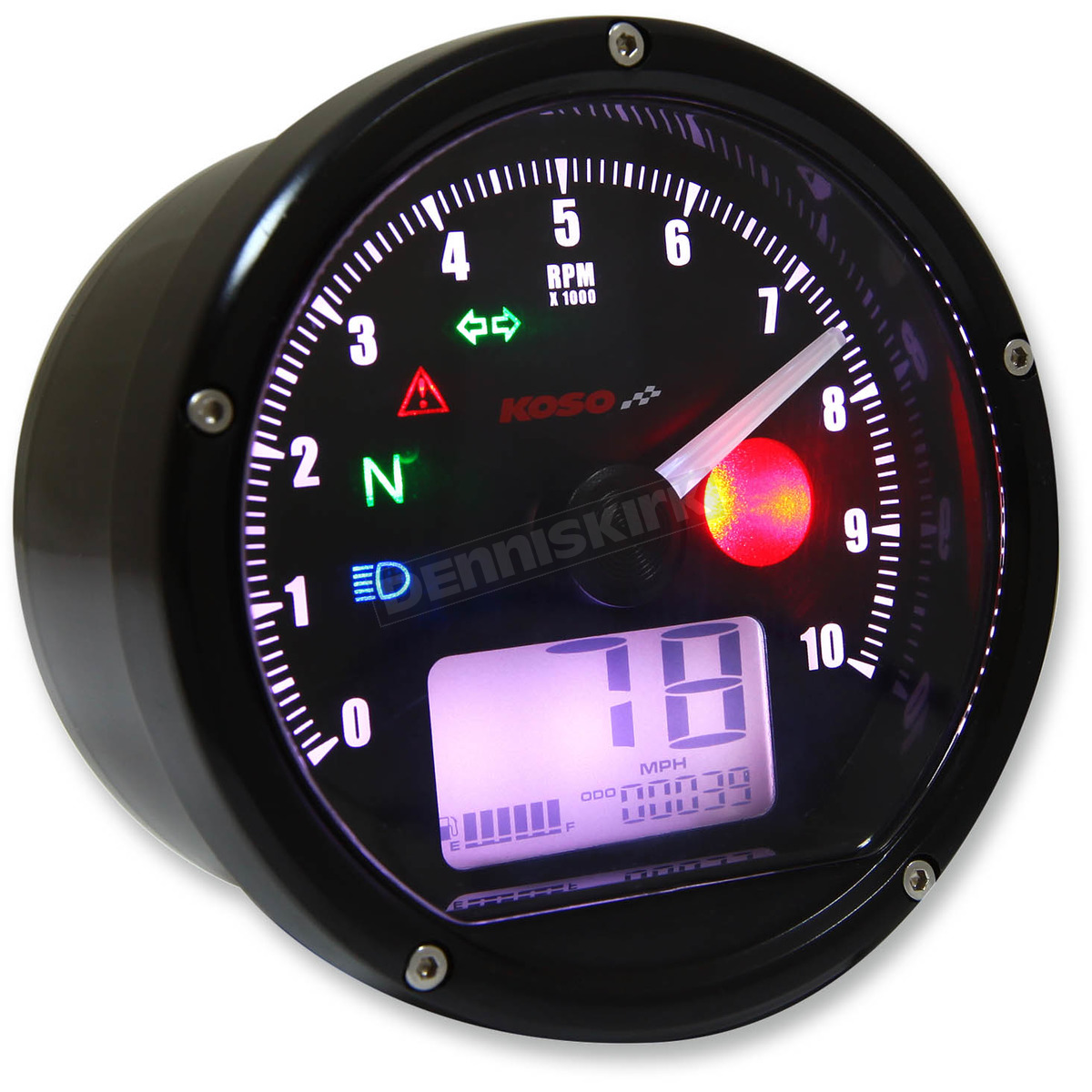 T and T Tachometer/Sdometer - BA035K00 Harley Sdometer Tachometer Wiring Diagram on