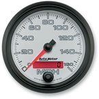 3 3/8 in. Phantom II Speedometer - 19589