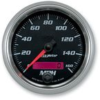 3 3/8 in. Cobalt Speedometer - 19689