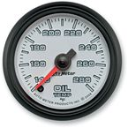 2 1/16 in. Phantom II Oil Temperature Gauge - 19540