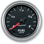 2 1/16 in. Cobalt Fuel Level Gauge - 19609