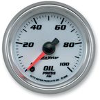 2 1/16 in. C2 Oil Pressure Gauge - 19752