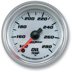 2 1/16 in. C2 Oil Temperature Gauge - 19740