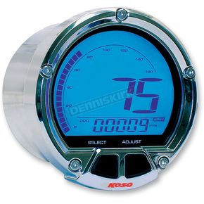 Koso North America DL-02S Speedometer - BA555B10