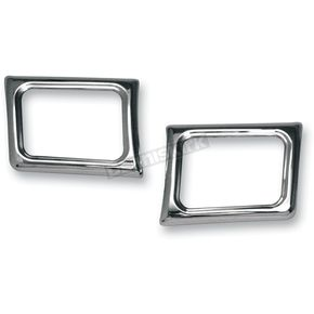 Show Chrome Contour Series Speaker Accents - 52-785