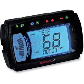 XR-SR Multi-Function Speedometer - BB017B00