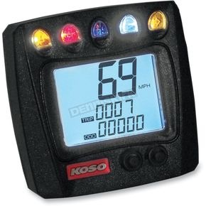 Koso North America XR-SA Multi-Function Speedometer - BB007B52