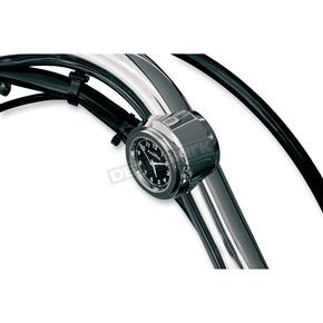 Formotion C-Mount with Clock for 1 in. Handlebars - CM-20100