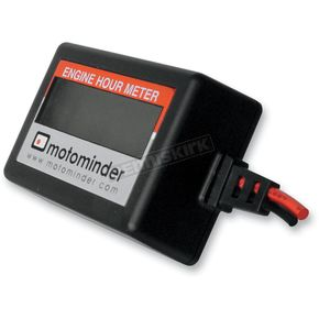 PC Racing Motominder Hour Meter - PCMM1