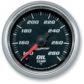 Auto Meter 2 1/16 in. Cobalt Oil Temperature Gauge - 19640