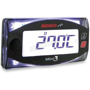 Mini 3 Dual Temperature Meter - BA003170
