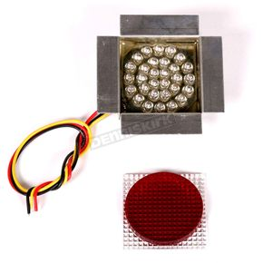 Hitech 2 in. Round LED Light - PSC2192