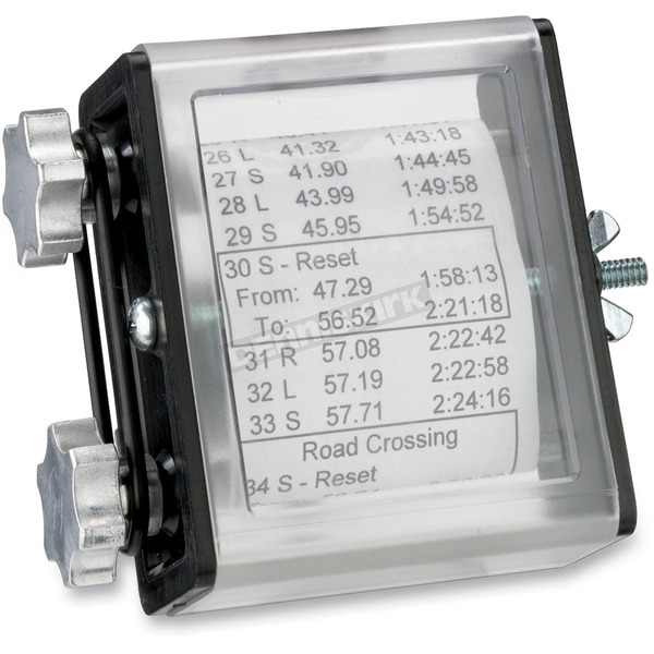 Moose Side Load Route Sheet Holder - 2212-0348