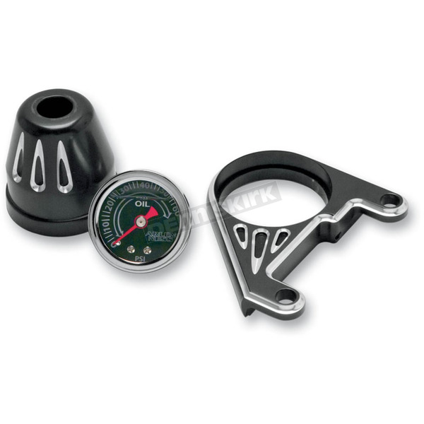 Ness-Tech Deep Cut Oil Pressure Gauge Kit - 15-668