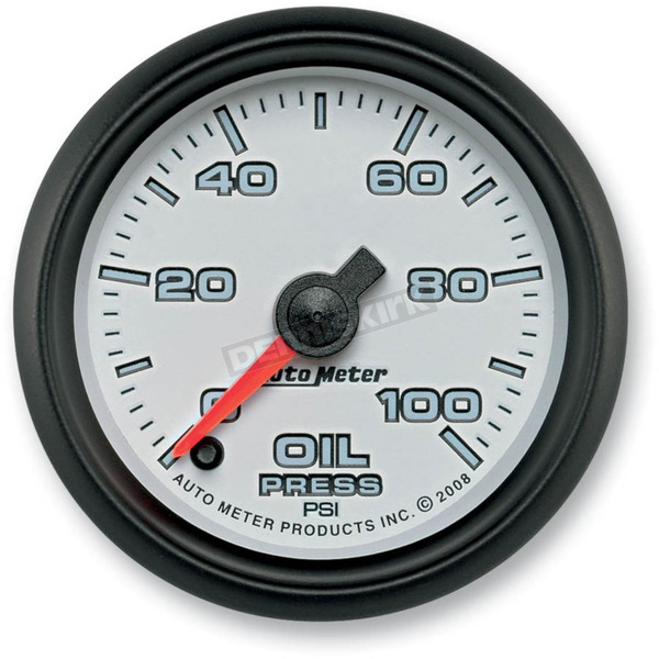 Auto Meter 2 1/16 in. Phantom II Oil Pressure Gauge - 19552