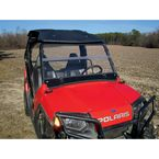 RZR Double Folding Windshield - 23066