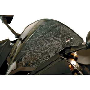 Sportech Twisted Series Windscreen - 4549-1114