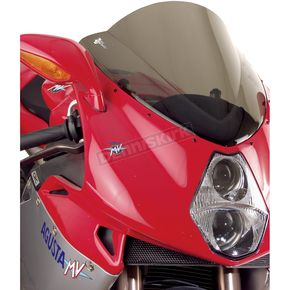 Zero Gravity Smoke Double Bubble Windscreen - 16-761-02