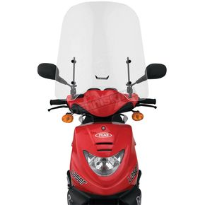 Slip Streamer Scoot 50 Windshield - S-SOOT50