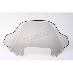 Sno-Stuff 17 in. Smoke Windshield - 450-168