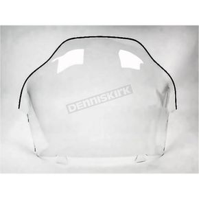 Sno-Stuff 23 in. Clear Windshield - 450-471